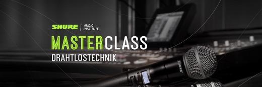 Shure Master Class